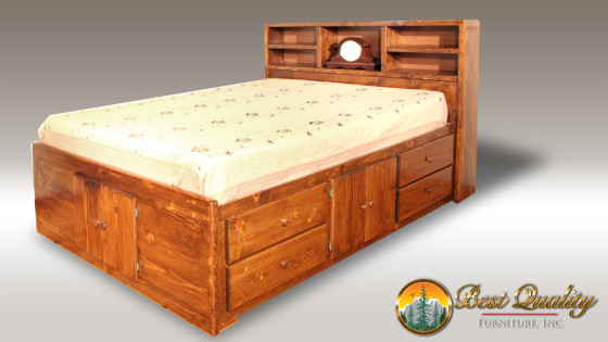 drawer-bed